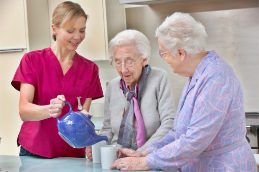 Top 3 Ways to Help Your Elderly Loved Ones Stay Healthy and Happy in Their Golden Years