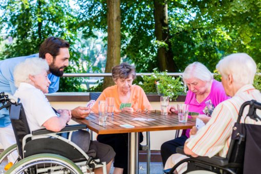 Benefits of Social Interaction in Older Adults