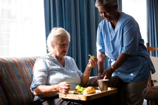 Improving Nutrition in Older Adults
