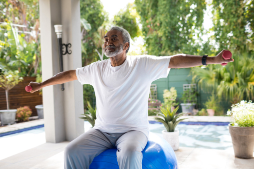 Ways to Improve an Elderly's Physical and Mental Health
