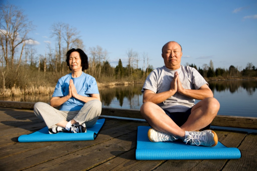 Ways for Seniors to Relieve Stress